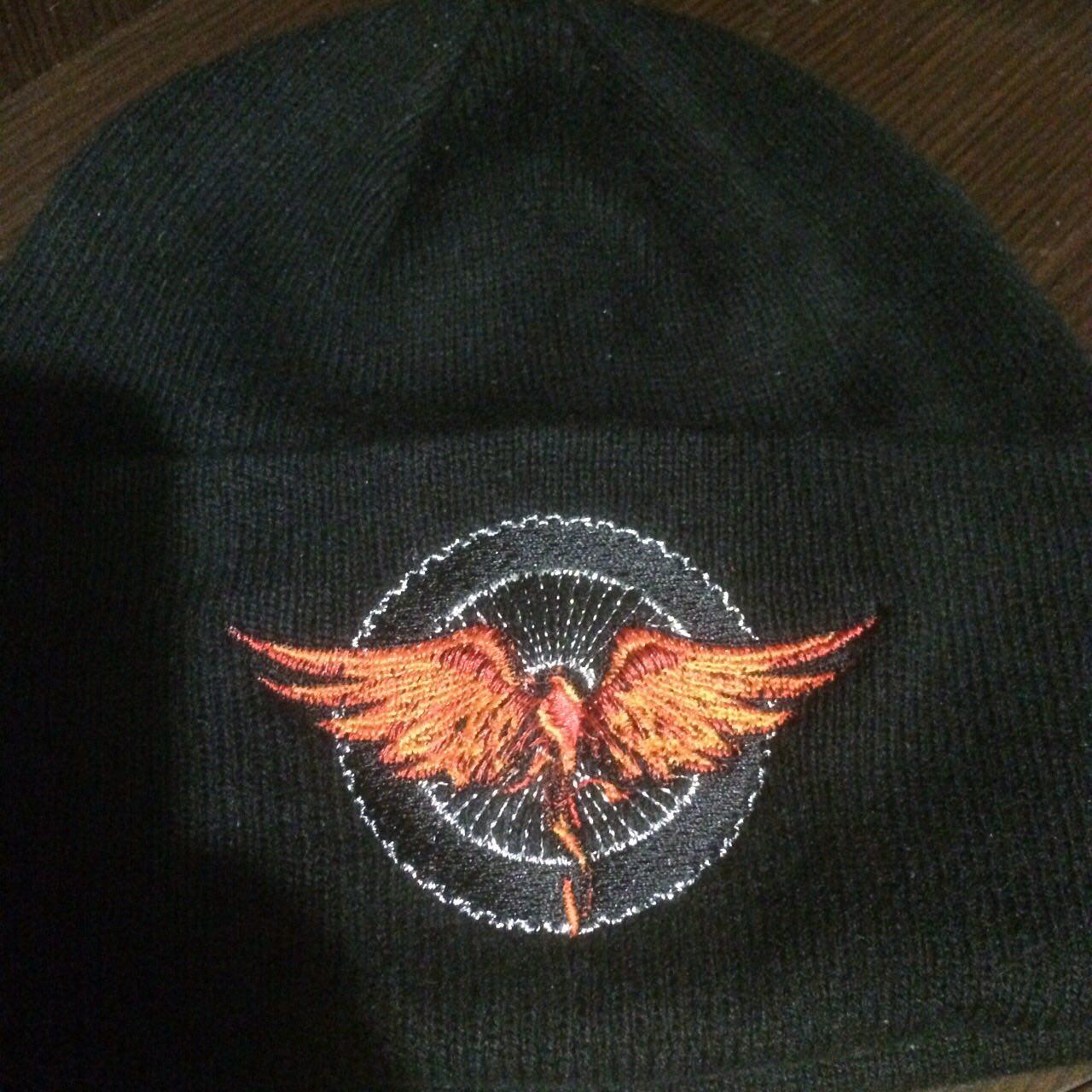 Вышивка на шапках фото 19