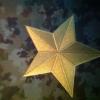вышивка звезда