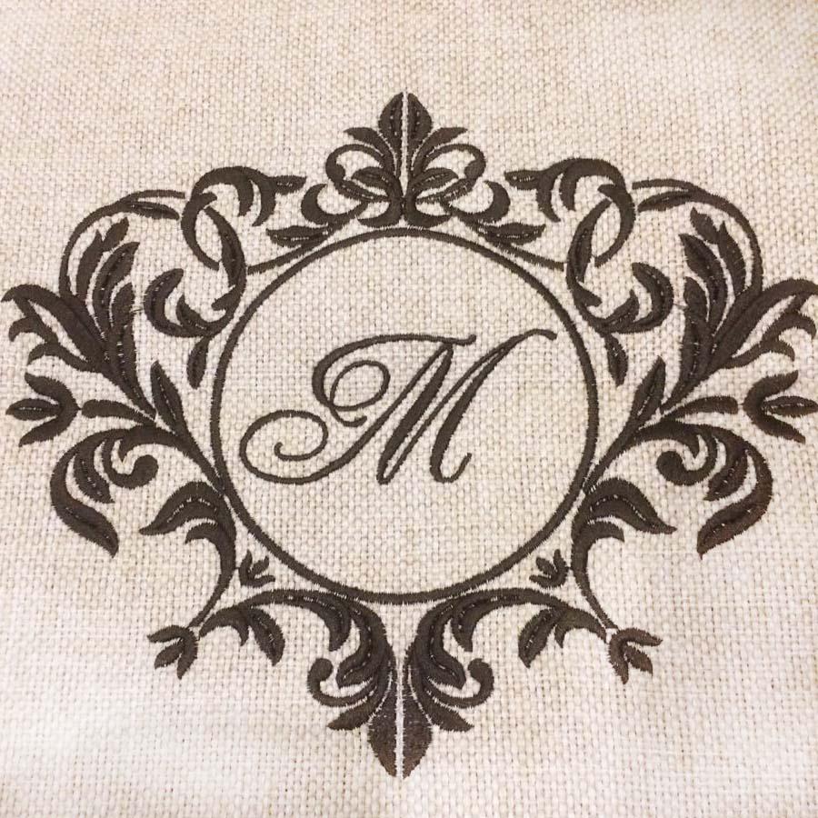 Машинная вышивка в Москве на заказ