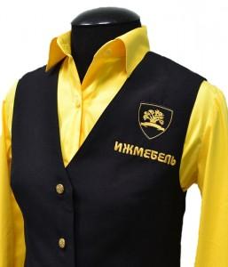 пошив корпоративной одежды с логотипом