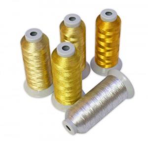 золотые нити для вышивки